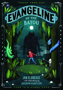 Evangeline of the Bayou Cover Small
