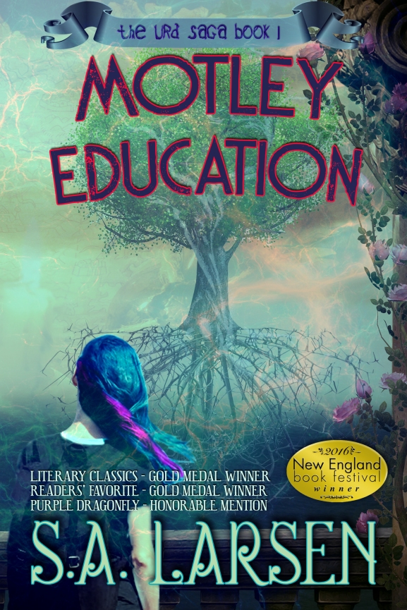 Motley Education - ebook cover