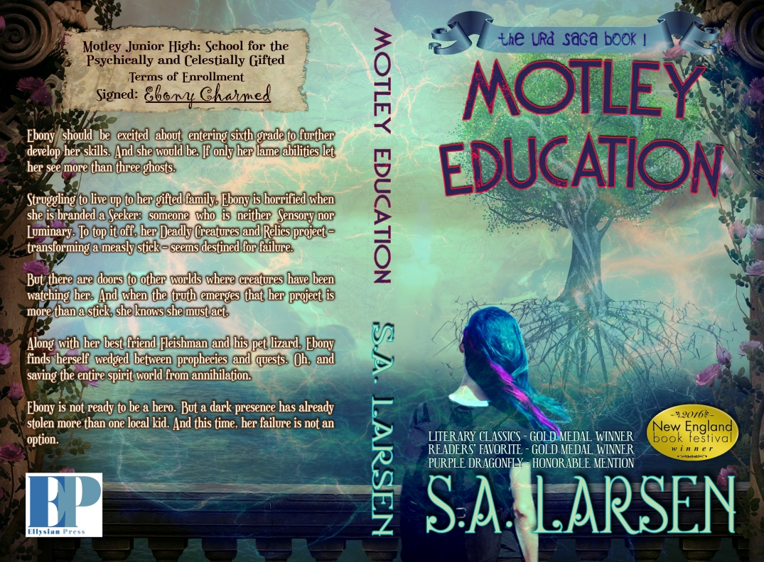 Motley Education - Full Cover with Text