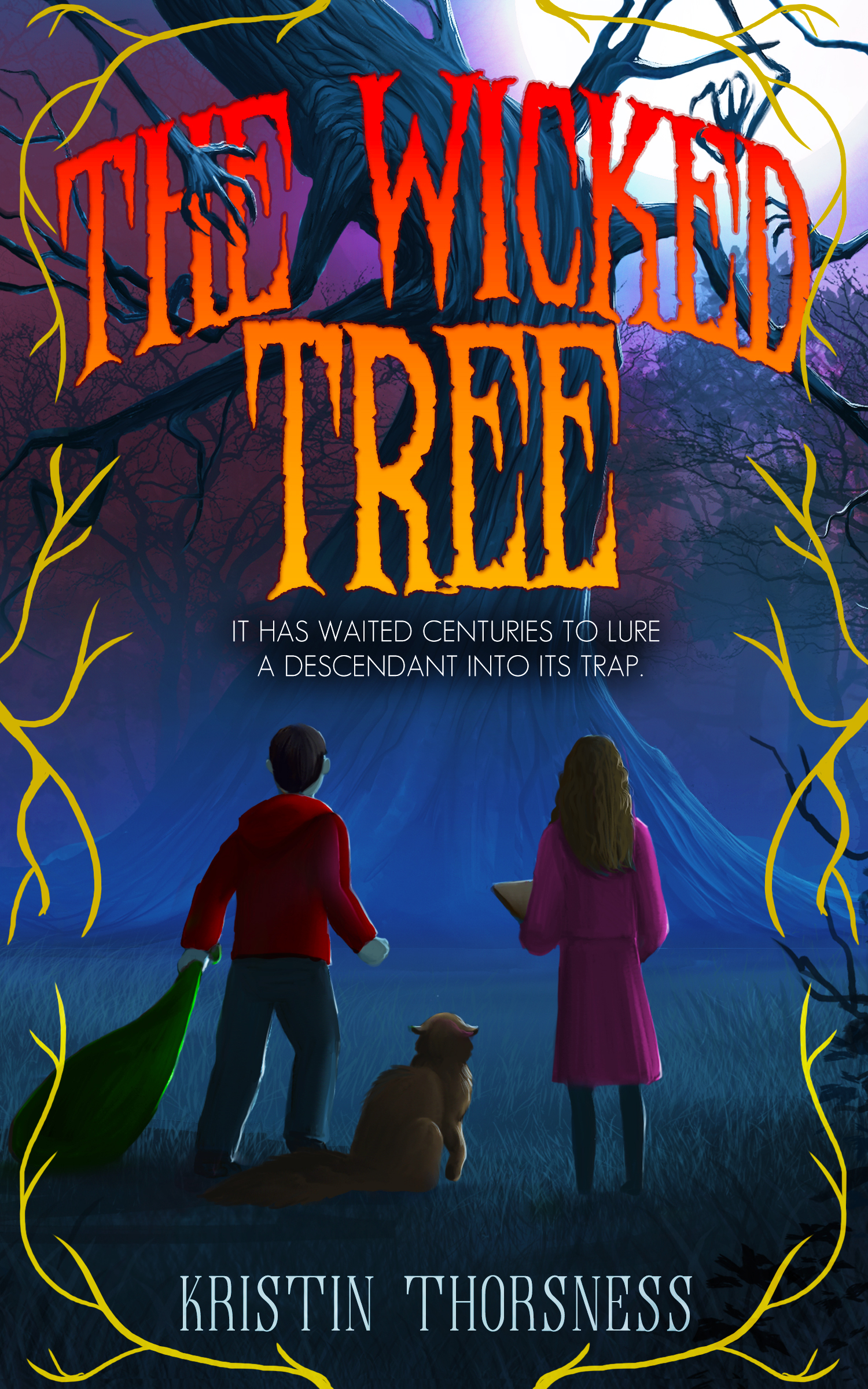 The Wicked Tree-Final Cover