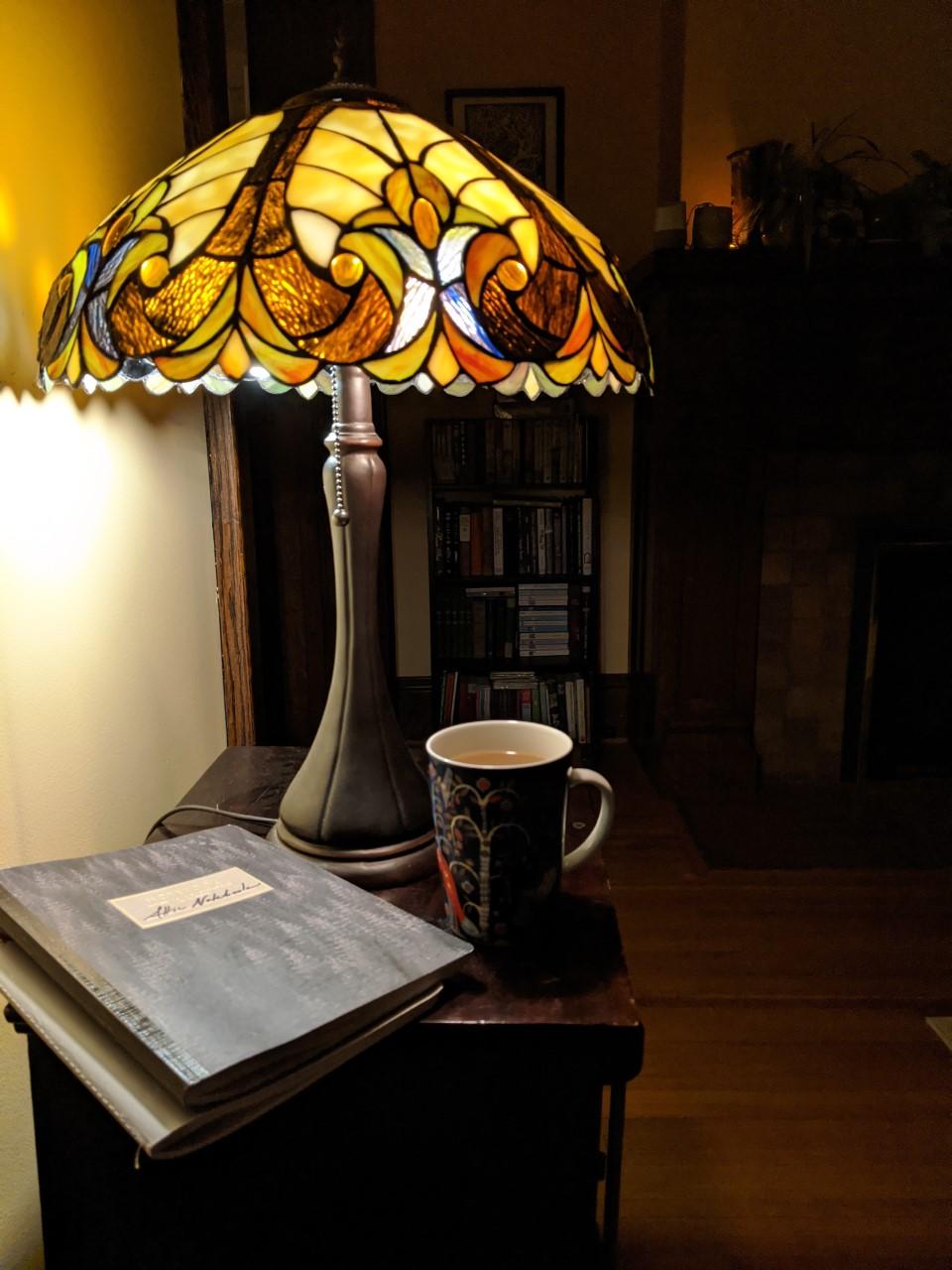 lamp Attic Notebook