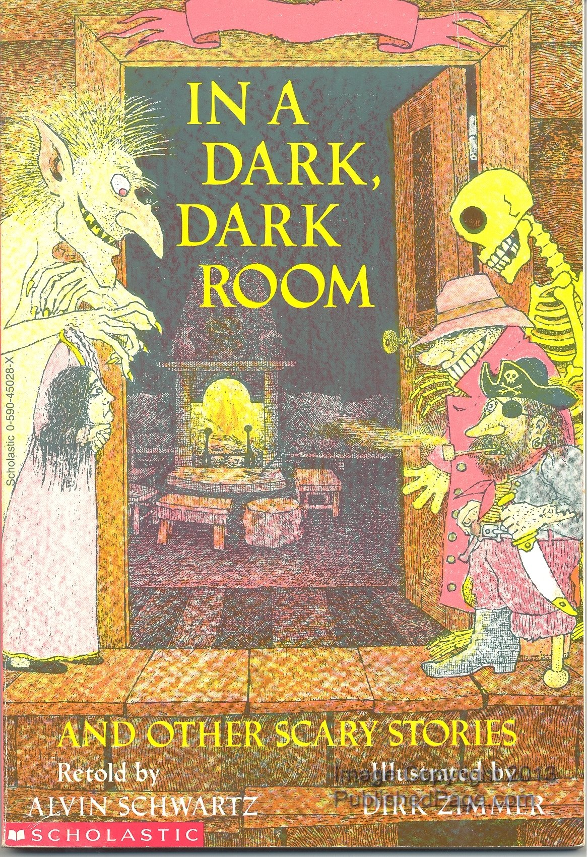 In a Dark, Dark Room